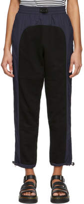 Opening Ceremony Black Nylon Hybrid Lounge Pants