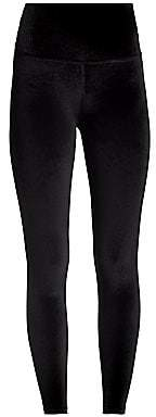 Beyond Yoga Women's Velvet Motion High-Waist Leggings