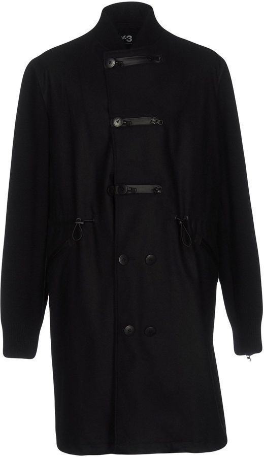 Y-3Y-3 Overcoats