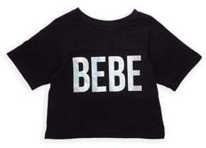 Bebe Girl's Logo T-Shirt