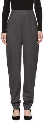Totême Grey Vieste Trousers