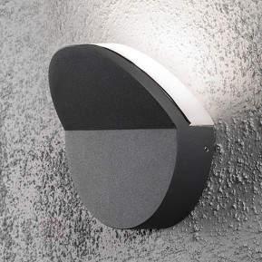 Matera - nach oben strahlende LED-Außenwandleuchte