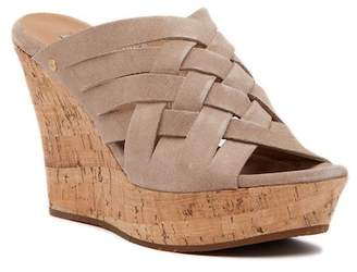 UGG Marta Strappy Wedge Sandal