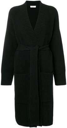 Pringle belted wrap cardi-coat