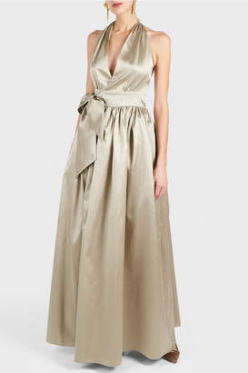 Alexis Mabille Halter Neck Gown