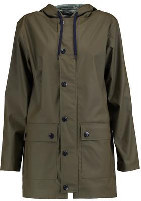 Petit Bateau Shell Hooded Coat $195 thestylecure.com