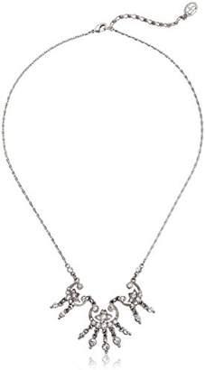 Swarovski Ben-Amun Jewelry Crystal Tear Drop Necklace for Bridal Wedding Anniversary