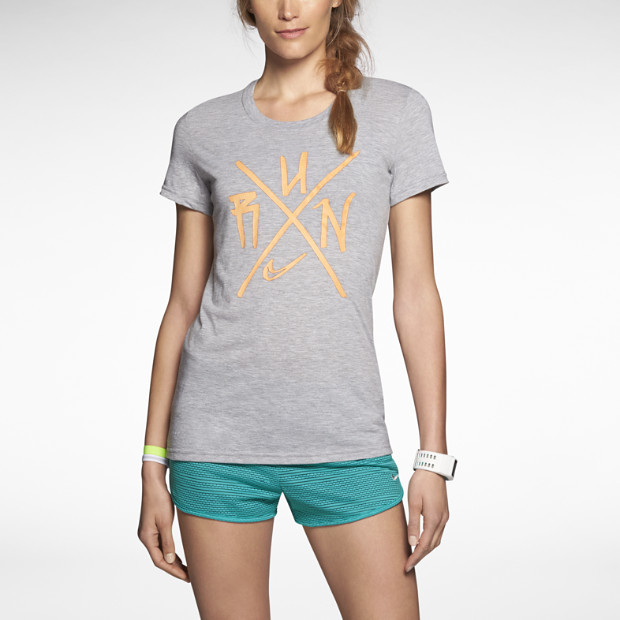 Nike Run Quadrant Women's T-Shirt