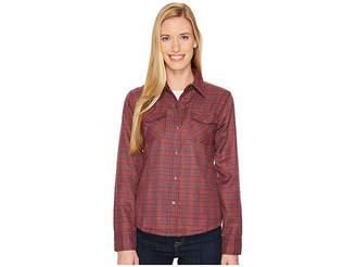 Mountain Khakis Christi Fleece Lined Shirt Women's Fleece