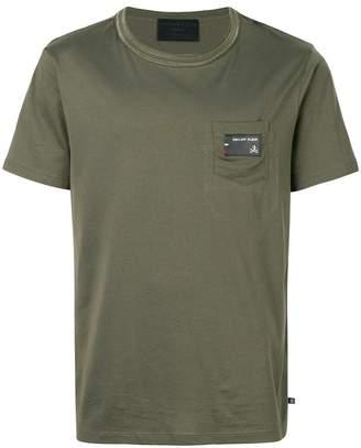 Philipp Plein pocket patch T-shirt