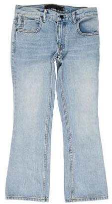 Alexander Wang Denim x Mid-Rise Trap Jeans w/ Tags