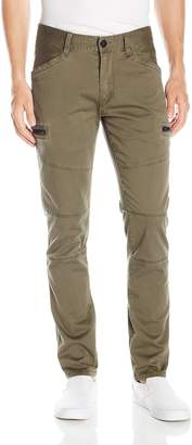 UNIONBAY Men's Stretch Moto Pant