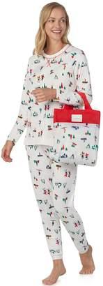 Cuddl Duds Women's Pajamas-in-a-Bag Pajama Set