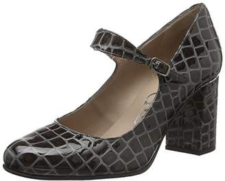 Paco Gil Women's P3146 Mary Jane Grey Size: 4