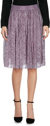 Adele Fado Knee length skirts - Item 35344280TB