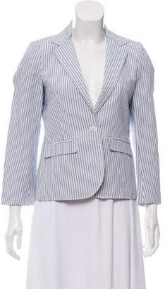 Boy By Band Of Outsiders Striped Notch-Lapel Blazer