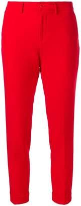 Liu Jo slim-fit cropped trousers