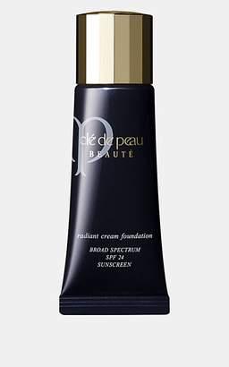 Clé de Peau Beauté Women's Radiant Cream Foundation - O60