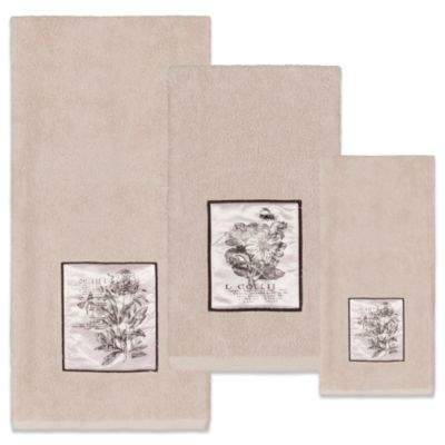 Creative BathTM Sketchbook Bath Towel Collection