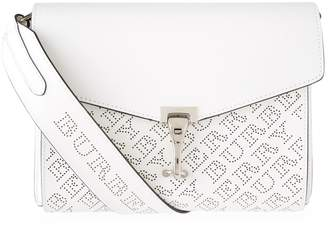 Burberry Small Perforated Logo Cross Body Bag