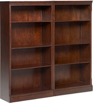 "Grandview Bookcases, 60"" Set of 2"
