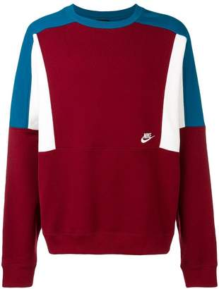 Nike Re-Issue crew neck sweatshirt