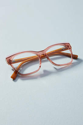 Anthropologie Linnie Square Reading Glasses