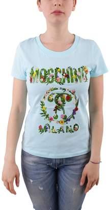 Moschino Cotton Stretch T-shirt