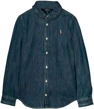 Ralph Lauren Girl Denim Shirt