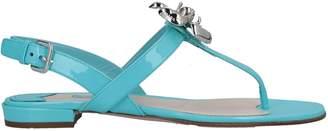 Prada Toe strap sandals