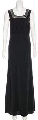 Jenni Kayne Silk Maxi Dress w/ Tags