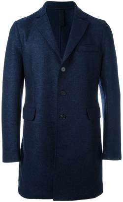 Harris Wharf London 'Chester' pressed coat