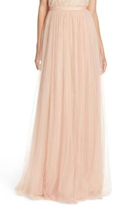 Women's Jenny Yoo 'Arabella' Tulle Ballgown Skirt $220 thestylecure.com