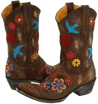 Old Gringo Checruda Cowboy Boots