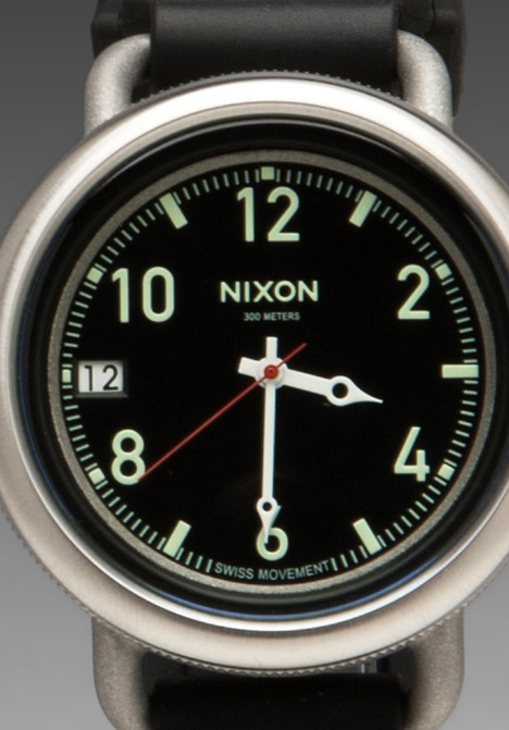 Nixon The October