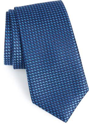 Nordstrom Stella Solid Silk Tie