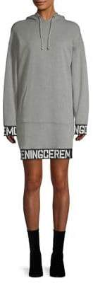 Opening Ceremony Long Logo Hoodie
