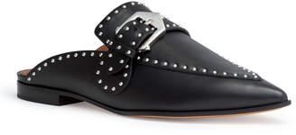 Givenchy Elegant 10 black stud mules