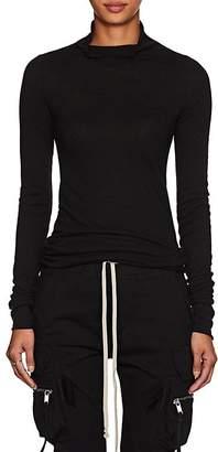 Rick Owens Women's Jersey Turtleneck Sweater