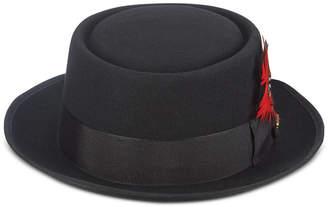 3c7dd0215794b Dorfman Pacific Men Wool Pork Pie Hat