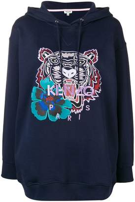 Kenzo Tiger oversized hoodie