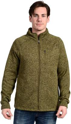 Stanley Men's Classic-Fit Sweater-Fleece Jacket
