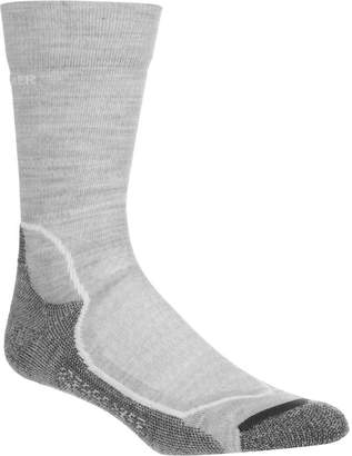 Icebreaker Hike Plus Light Cushion Crew Sock - Women's