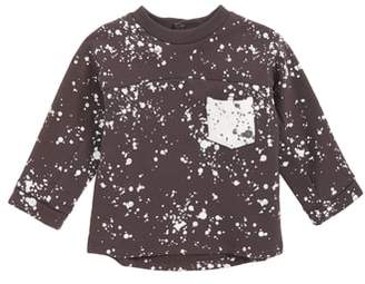 miles baby Long Sleeved Knit Shirt