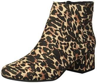 Kenneth Cole Reaction Women's Road Stop Block Heel Ankle Bootie Boot