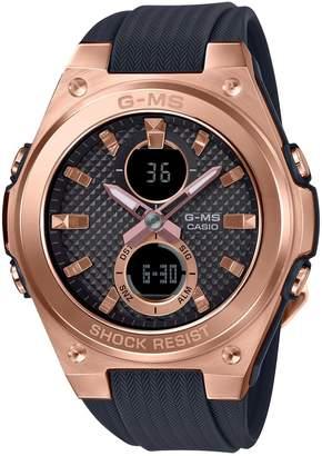 Casio G MS Strap Watch MSGC100G-1A