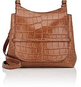 The Row Women's Sideby Alligator Shoulder Bag - Brown