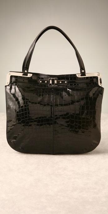 Jill Stuart Handbags Brigitte Patent Handbag