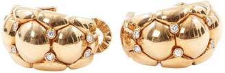 Piaget Vintage Gold Yellow gold Earrings