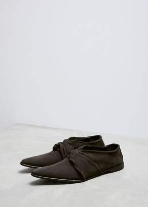 Haider Ackermann Knotted Derby